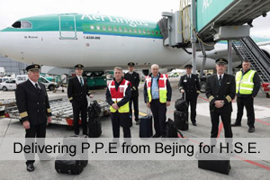 Aer Lingus PPE
